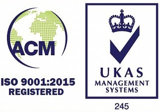 WE ARE NOW ISO9001:2015 CERTIFIED