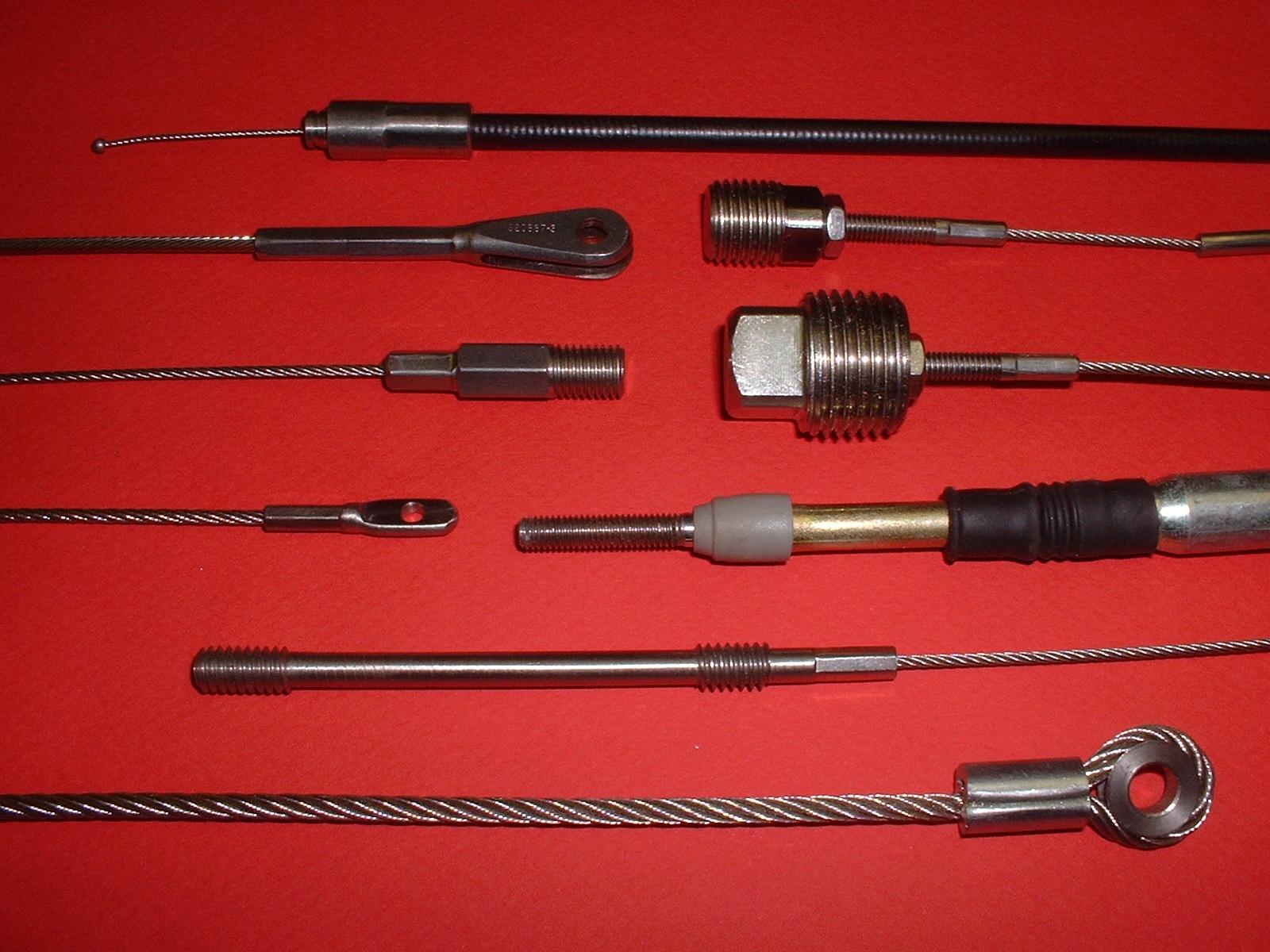 Custom control cables